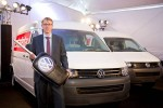 Estafeta en México con nuevas unidades Volkswagen Transporter 2013