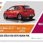 SEAT México con buenas ofertas para El Buen Fin