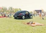 Volkswagen The Beetle Fender 2013 para México Interior
