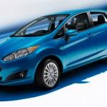 Ford Fiesta 2014 presentado el Auto Show de Los Angeles