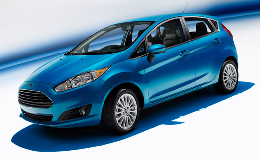 Ford Fiesta 2014 1.0 EcoBoost