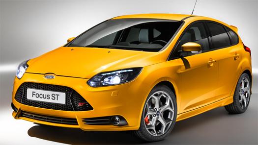 Ford Focus ST 2013 ya en México, precio y versión
