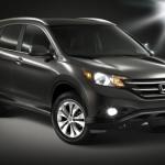 Honda CR-V 2013 es anunciada para México
