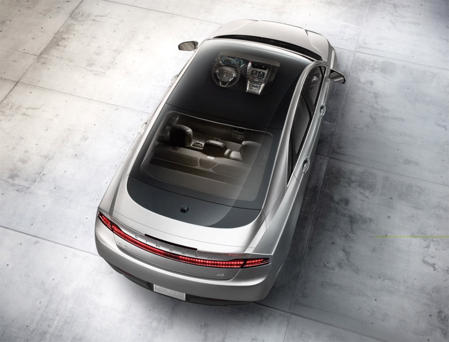 Nuevo Lincoln MKZ 2013 para México