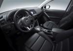 Nuevo Mazda CX-5 para México interior, volante, asientos