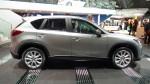 Nuevo Mazda CX-5 para México color plata en vivo