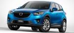 Mazda CX-5 2013 en México color Azul