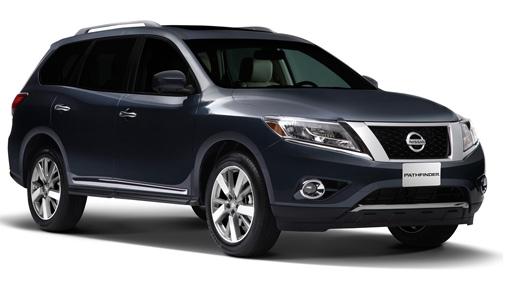 Nissan Pathfinder 2013 en México nueva generación