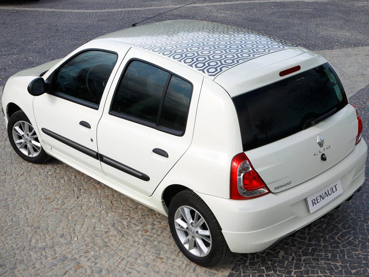 Nuevo Clio 2013 color blanco