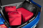 SEAT Toledo 2013 en México cajuela con maletas