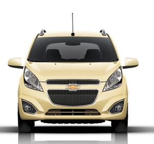 Chevrolet Spark 2013 México exterior, nuevo frente