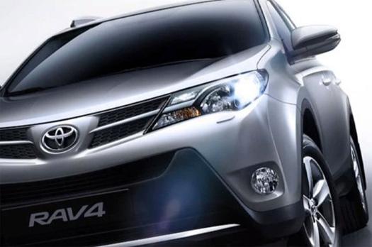 Toyota RAV4 2013 nueva generación foto