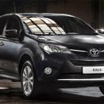 Toyota RAV4 2013 nueva generación presentada oficialmente