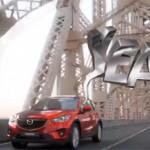 Video Mazda CX-5 2013 para México comercial TV
