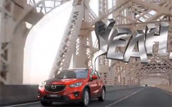 Video Mazda CX-5 2013 para México comercial TV