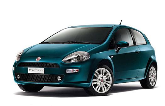 Fiat Punto 2013 en México