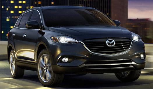 Mazda CX-9 2013 nueva generación en México