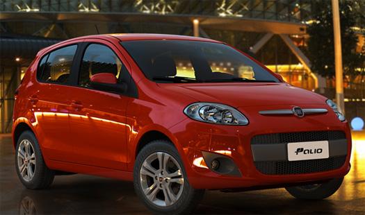 Fiat Palio 2013 en México precio y versión