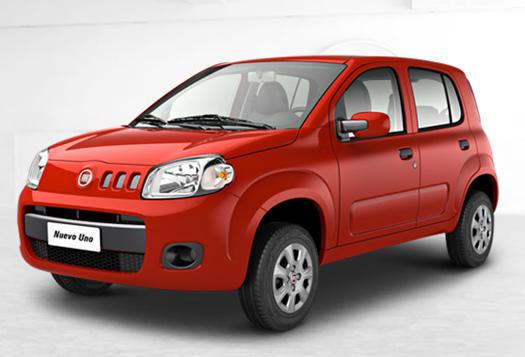 Fiat Uno 2013 en México