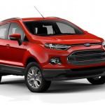 Ford EcoSport 2013 nueva en México