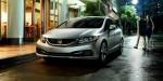 Honda Civic Sedán 2013 en México cambios parte adelante