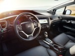 Honda Civic Sedán 2013 en México interior pantalla lcd 5 pulgadas touch USB Bluetooth