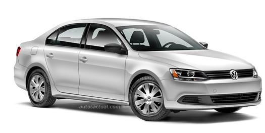 Volkswagen Jetta nueva versión 2.0 L 2013  México