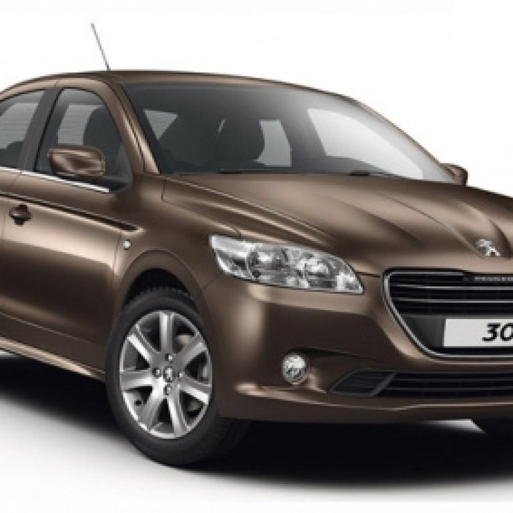 Toyota Corolla 2020 Llega A México Conoce Precios Y: Peugeot 301 2013 Ya En México