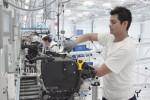 Planta Volkswagen Silao Guanajuato México, Armando motor