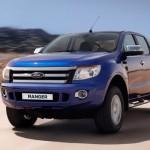 Ford Ranger 2013 renovada pronto en México