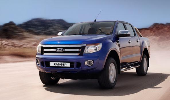 Ford Ranger 2013 renovada en México
