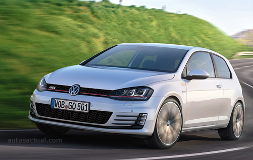 Volkswagen Nuevo Golf GTI  7