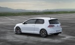 Volkswagen Nuevo Golf GTI 7 blanco de perfil