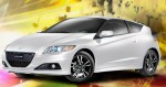 Honda CR-Z 2013 en Mexico Blanco