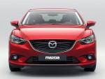 Mazda 6 2014 frente