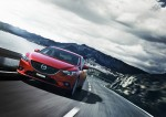 Mazda 6 2015 frente