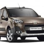 Peugeot Partner Tepee 2015 en México ahora con 7 plazas