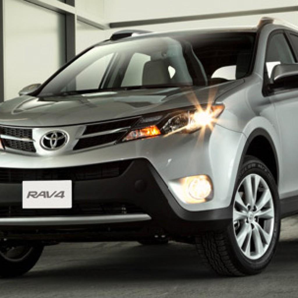 Toyota Corolla 2020 Llega A México Conoce Precios Y: Toyota RAV4 2013 Nueva Generación Para México