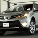 Toyota RAV4 2013 nueva generación ya en México, precios y versiones