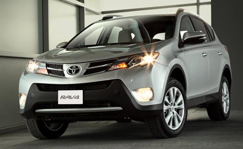 Toyota RAV4 2013 nueva generación para México