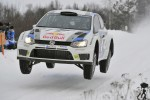 Volkswagen y Sebastien Ogier ganan el Rally en Suecia con un Polo R WRC