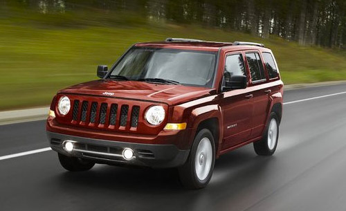 Jeep Patriot 2014 en México