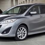 Mazda 5 renovado, mira las imágenes oficiales