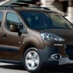 Peugeot Partner Tepee 2014 ya en México