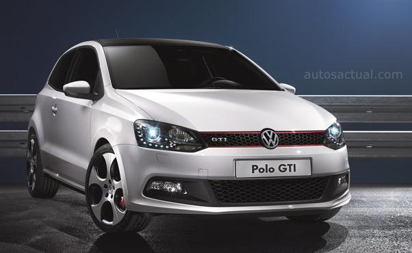 Volkswagen Polo GTI 2013  en México