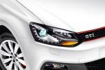 Volkswagen Polo GTI 2013 en México luces Faros LED