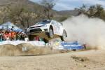 El Volkswagen Polo R WRC ganan en Rally de México