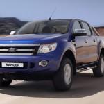 Ford Ranger 2013 renovada ya en México, precios y versiones