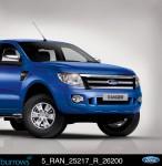 Ford Ranger 2013 para México