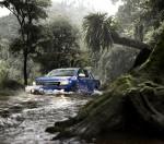 Ford Ranger 2013 para México Azul en río